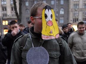 Фотогалерея: Киев стал страной овощей