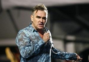 Знаменитый певец Моррисси отменил концерты из-за болезни