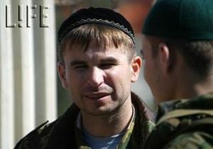 Ямадаев помирился с Кадыровым, которого ранее обвинял в убийстве брата
