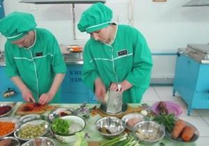 В колонии Тимошенко выбрали лучшего повара