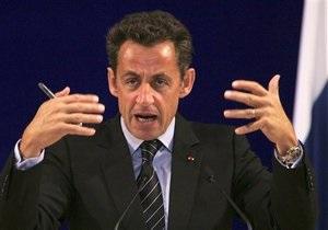 Саркози лично запретил пускать во Францию сбежавшего президента Туниса