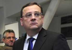 Экс-премьер Чехии официально развелся после скандала, вызвавшего политический кризис