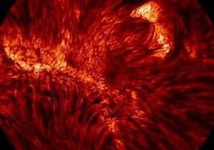 Новости науки - поверхность Солнца: Астрономы получили самые точные снимки поверхности Солнца