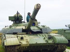 Украинская армия пополнилась 20 танками