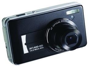 ТМ ERGO выпустила фотокамеру с возможностью съемки высокого разрешения