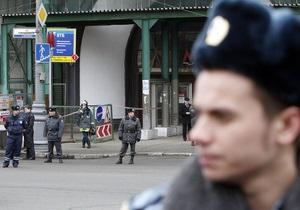 Медведеву и Путину доложили о терактах в метро