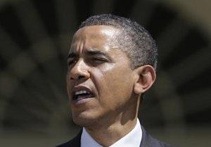 Источник: Обама подписал секретный указ о дополнительной помощи ливийской оппозиции