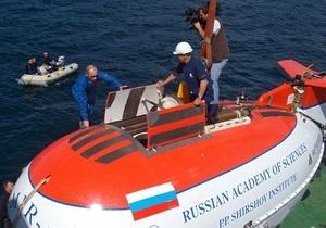 СМИ: ВР хочет привлечь к работам в Мексиканском заливе российские глубоководные аппараты