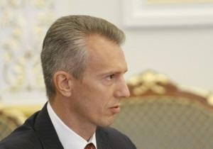 В 2012-м дефолт Украине не угрожает - Хорошковский