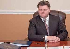 Янукович уволил Ставицкого с должности министра экологии