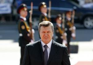Янукович признался, что у его охраны есть причины для усиления мер безопасности
