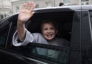 Тимошенко не считает себя безгрешным политиком
