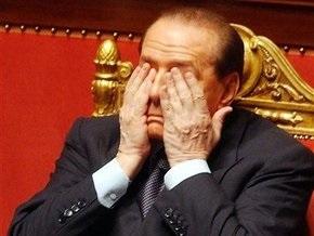 Берлускони уверен, что его пытаются уничтожить судьи-коммунисты