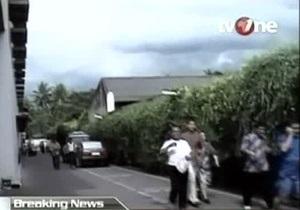 Аэропорт Пхукета закрыт из-за угрозы цунами. Паники среди местных жителей нет