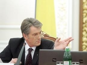 Правительство проведет аудит объемов газа в украинских хранилищах и определит его собственников