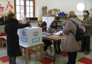 В Италии началось голосование на парламентских выборах
