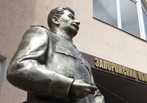 Коммунисты заявили, что памятник Сталину может появиться в Киеве