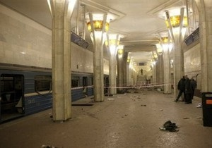 Источник: В минском метро взорвалась бомба, наполненная металлическими элементами
