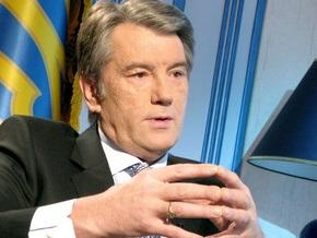 Ющенко едет в Брюссель договариваться о соглашении с ЕС