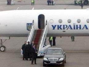 Ющенко прибыл с неожиданным визитом в Тернополь