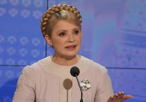 Тимошенко исключила отсутствие премьер-министра в случае избрания ее президентом