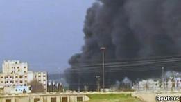 В Сирии ужесточились обстрелы после резолюции ООН
