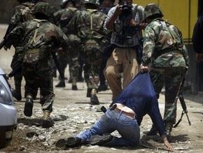СМИ: Погибший в Гондурасе демонстрант был казнен