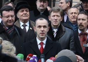 БЮТ: Милиция устроила блокаду квартиры помощницы нардепа
