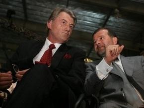 Турчинов попросил Ющенко наказать губернаторов, но получил отказ от Балоги