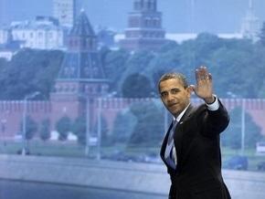 Обама в Москве: Спасибо вам за Аляску