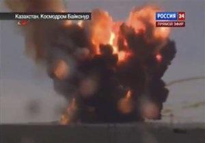 Новости науки - авария Протона - Роскосмос: Специалисты, устанавливающие датчики на ракету, не признают свою вину