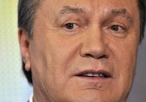Ъ: Янукович намерен усилить НБУ