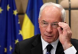 Азаров заявил в Европарламенте, что Тимошенко не могут освободить  по команде власти