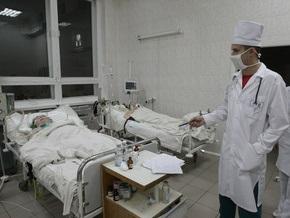 Одесская инфекционная больница до сих пор остается без тепла и горячей воды