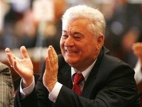 Молдавские коммунисты не смогли избрать президента