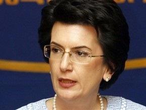 Завтра Бурджанадзе выступит в Украине с докладом