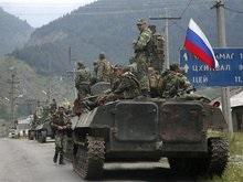 В Цхинвали переброшены российские десантники