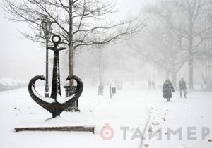 Новости Одессы - Мэр Одессы запретил грузовикам въезжать в город из-за погоды