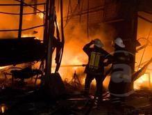 В МЧС опровергли информацию о поджоге на Барабашово