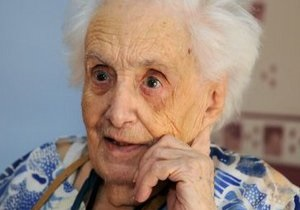Старейшая жительница Франции скончалась в возрасте 112 лет