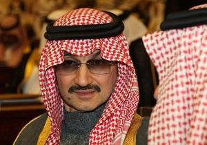 Рейтинг Forbes - Саудовский принц обвинил Forbes в предвзятости - его состояние  недооценили