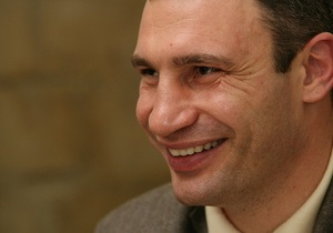 Опрос: Четверть киевлян готовы поддержать Кличко на выборах в Киевсовет