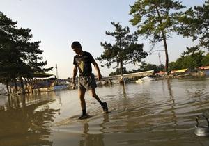 Пострадавшей от наводнения Кубани грозят масштабные лесные пожары