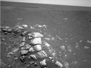 Марсоход  NASA вышел на самый длинный в истории освоения космоса маршрут