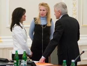 Глава миссии МВФ отмечает прогресс в переговорах с Украиной