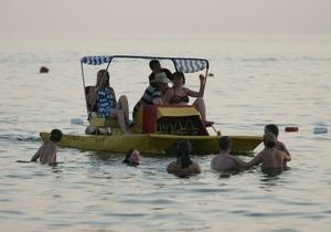 В Крыму из-за столкновения катера с катамараном пострадали двое детей