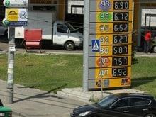 Цены на ДТ в Киеве преодолели психологическую отметку в 7 грн