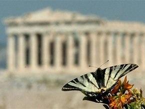 В Греции из-за забастовки отменены все авиарейсы