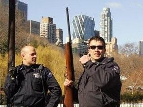 В Нью-Йорке введен режим усиленной безопасности