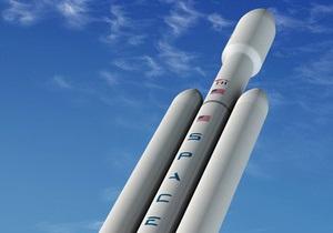 США запустит в космос самую тяжелую ракету